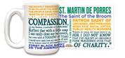 St. Martin de Porres Quote Mug