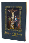 Stations of the Cross for Children Booklet