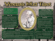 Venerable Matt Talbot Explained Poster