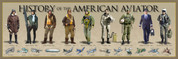 History of the American Aviator Print