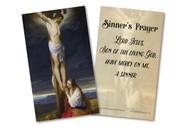 Sinner's Prayer Holy Card