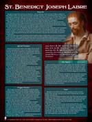 St. Benedict Joseph Labre Explained Teaching Tool I