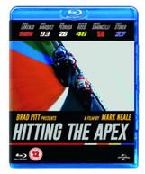 HITTING THE APEX (UK) BLU-RAY