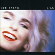 SAM BROWN - STOP CD