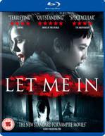 LET ME IN (UK) BLU-RAY