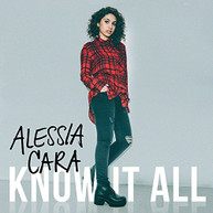 ALESSIA CARA - KNOW IT ALL CD
