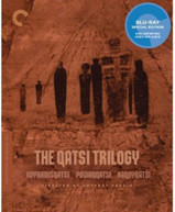 CRITERION COLLECTION: THE QATSI TRILOGY (3PC) BLU-RAY