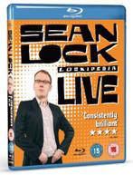 SEAN LOCK - LOCKIPEDIA LIVE (UK) BLU-RAY