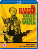 THE HARDER THEY COME (UK) BLU-RAY