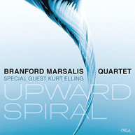 BRANFORD MARSALIS KURT ELLING - UPWARD SPIRAL CD