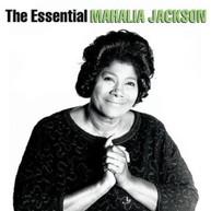 MAHALIA JACKSON - ESSENTIAL MAHALIA JACKSON CD