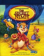 SECRET OF NIMH (WS) BLU-RAY