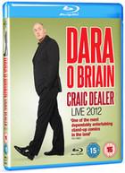 DARA O BRIAIN - CRAIC DEALER - LIVE 2012 (UK) BLU-RAY