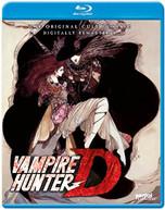 VAMPIRE HUNTER D (ANAM) BLU-RAY