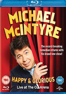 MICHAEL MCINTYRE LIVE 2015 (UK) BLU-RAY