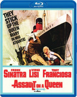 ASSAULT ON A QUEEN (WS) BLU-RAY