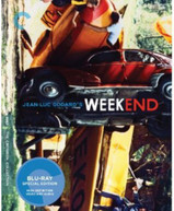 CRITERION COLLECTION: WEEKEND BLU-RAY