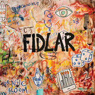 FIDLAR - TOO CD
