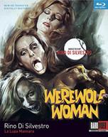 WEREWOLF WOMAN BLU-RAY