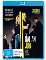 THE ITALIAN JOB (2003) (2003) BLURAY