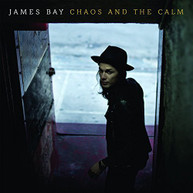JAMES BAY - CHAOS & THE CALM CD