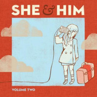 SHE & HIM - VOLUME TWO CD