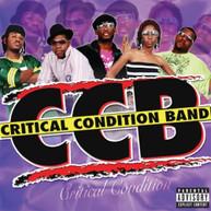 CCB (CRITICAL CONDITION BAND) - CRITICAL CONDITION CD