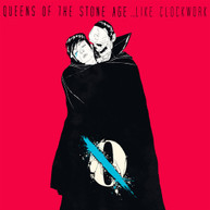 QUEENS OF THE STONE AGE - LIKE CLOCKWORK CD