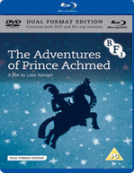 THE ADVENTURES OF PRINCE ACHMED (UK) BLU-RAY