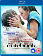 NOTEBOOK (UK) BLU-RAY