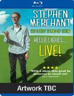 STEPHEN MERCHANT - HELLO LADIES - LIVE 2011 (UK) BLU-RAY