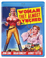 WOMAN THEY ALMOST LYNCHED BLU-RAY