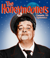 HONEYMOONERS: CLASSIC 39 EPISODES (5PC) BLU-RAY