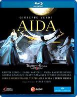 VERDI /  COLOMBARA / CORO E ORCHESTRA DEL TEATRO - AIDA BLURAY