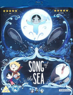 SONG OF THE SEA (UK) BLU-RAY