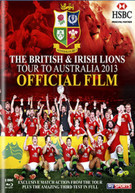 THE BRITISH AND IRISH LIONS 2013 - OFFICIAL FILM (HIGHLIGHTS) (UK) BLU-RAY