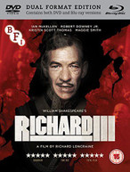 RICHARD III (UK) BLU-RAY