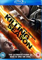 KILLING SEASON (UK) BLU-RAY