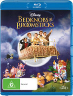 BEDKNOBS AND BROOMSTICKS (1971) BLURAY