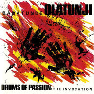 BABATUNDE OLATUNJI - DRUMS OF PASSION: THE INVOCATION CD