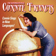 CONNIE FRANCIS - INTERNATIONAL CONNIE FRANCIS CD