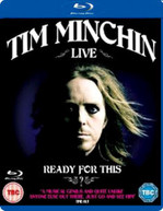 TIM MINCHIN - READY FOR THIS (UK) BLU-RAY