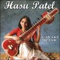 HASU PATEL - GAYAKI SITAR CD