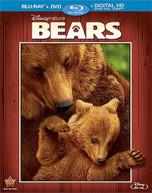 DISNEYNATURE'S BEARS (2PC) (+DVD) (2 PACK) BLU-RAY