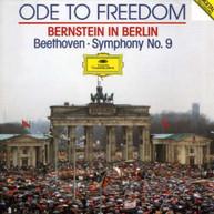 LEONARD BERNSTEIN - IN BERLIN: ODE TO FREEDOM CD