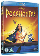 POCAHONTAS (UK) BLU-RAY