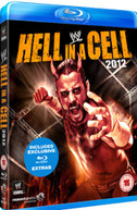WWE HELL IN A CELL 2012 (UK) BLU-RAY