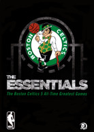 NBA: THE ESSENTIALS - THE BOSTON CELTICS 5 ALL-TIME GREATEST GAMES (5 DISCS)