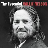 WILLIE NELSON - ESSENTIAL WILLIE NELSON CD