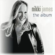 NIKKI JAMES - ALBUM CD